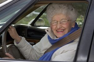 Driving Safely as We Age