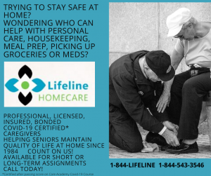 Lifeline Homecare and COVID-19